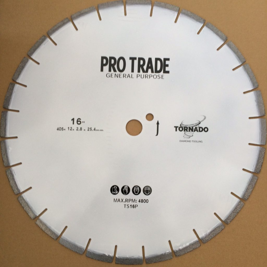 Trade Segmented Pro Blades