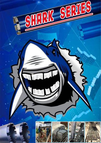 Shark Series Core Drills